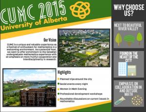 University of Alberta Bid Poster