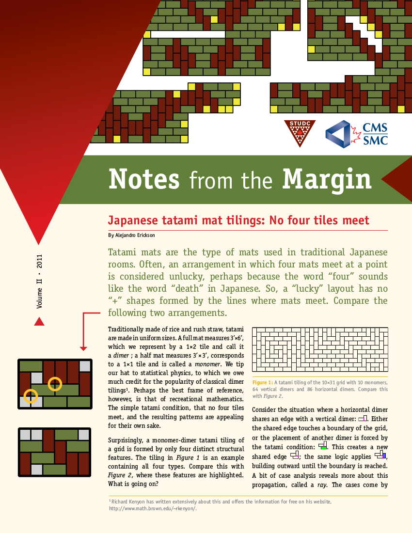Notes from the Margin II