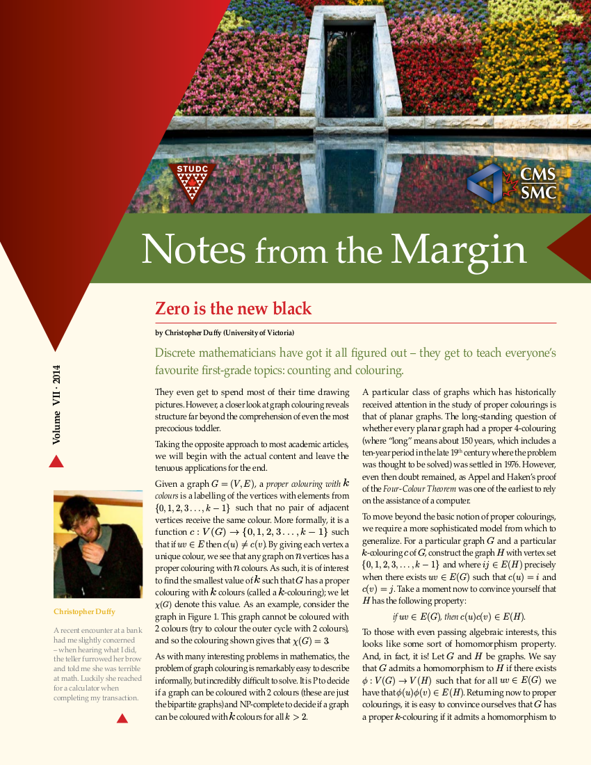 Notes from the Margin VII
