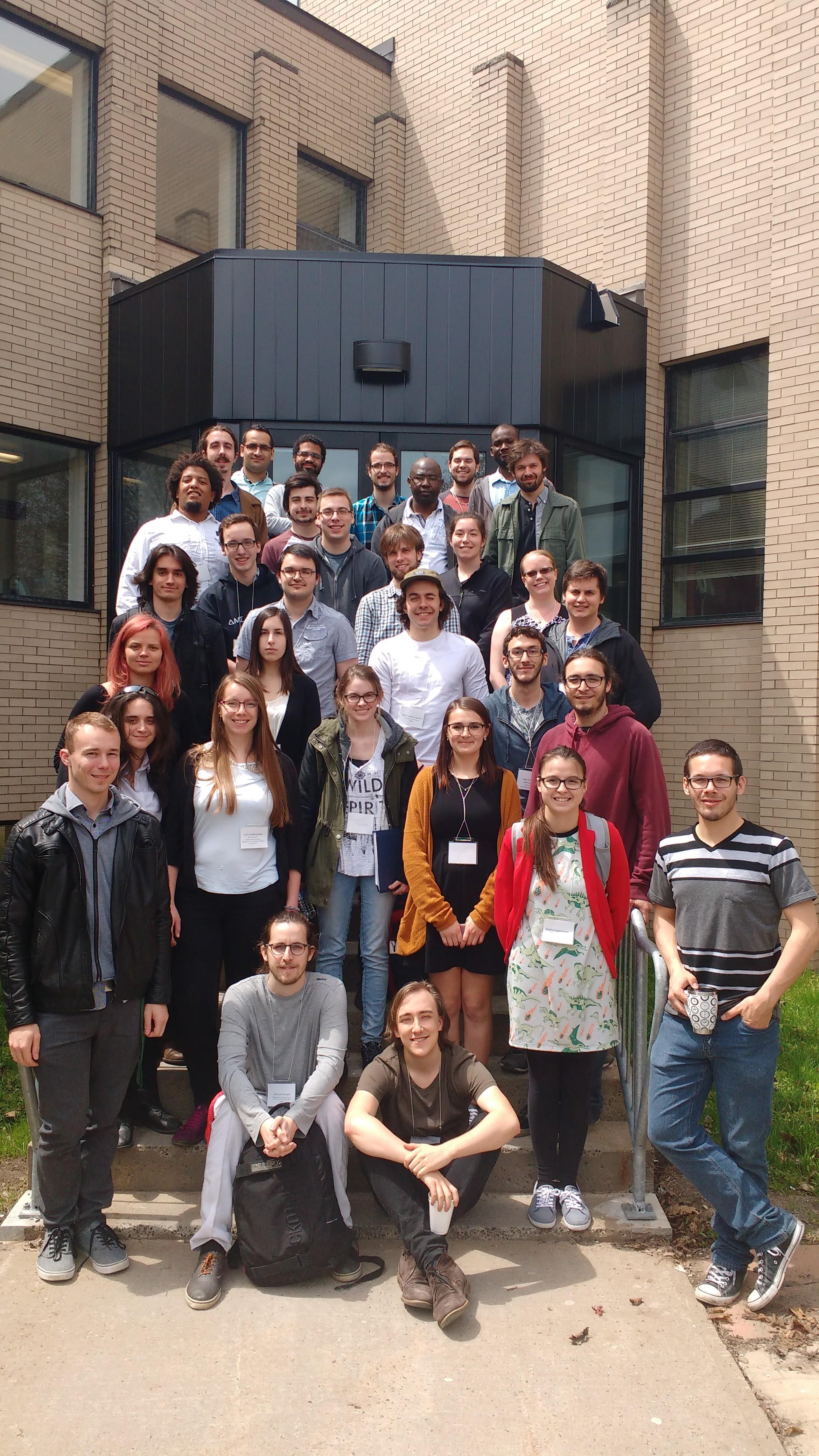 Colloque pan-québécois des étudiants de l'ISM