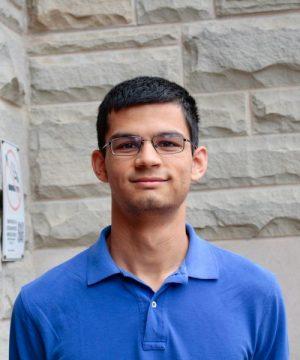 Photo of Amar Venga outside
